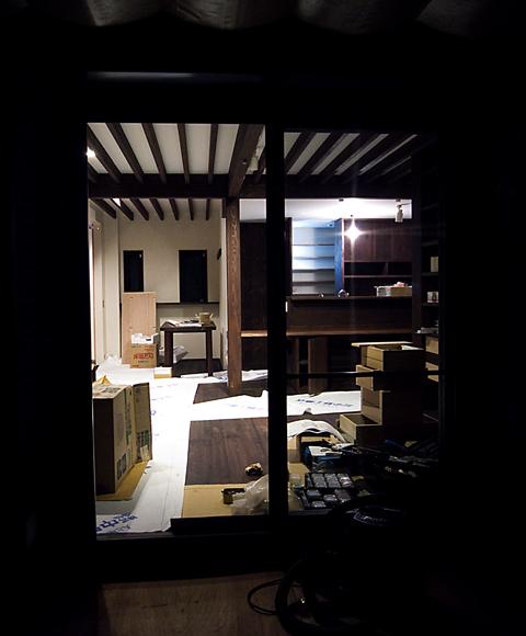 ちはら台の家前夜