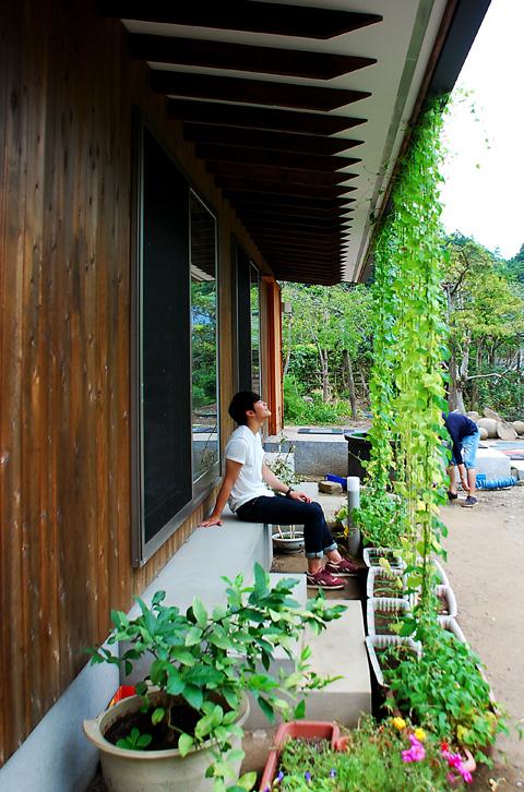 印旛の家撮影