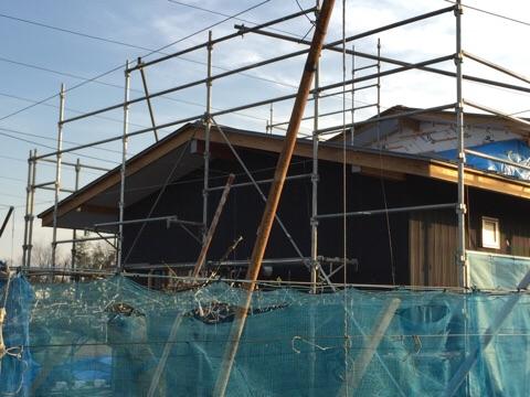 蓮田の家 切妻屋根