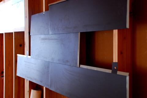外壁板金サンプル2
