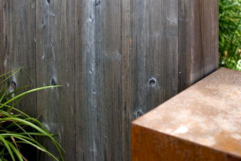 アトリエ杉板外壁2