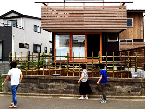 四街道の家201606外観