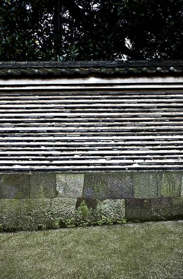 増上寺の練塀
