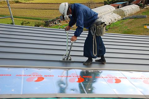 屋根板金工事3