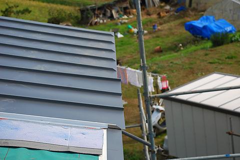 屋根板金工事5