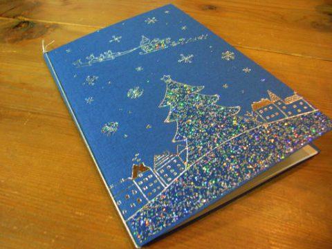 プリキュアからのクリスマスカード1